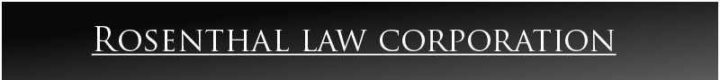 Rosenthal Law Corporation